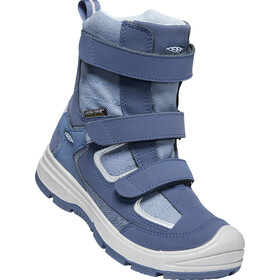 Keen Redwood Winter WP Boots Youth vintage indigo/flint stone